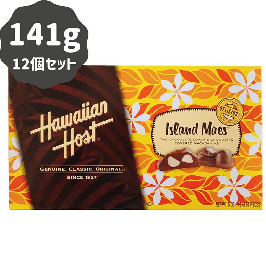 (ハワイアンホースト) アイランドマックス 141g × 12個セット