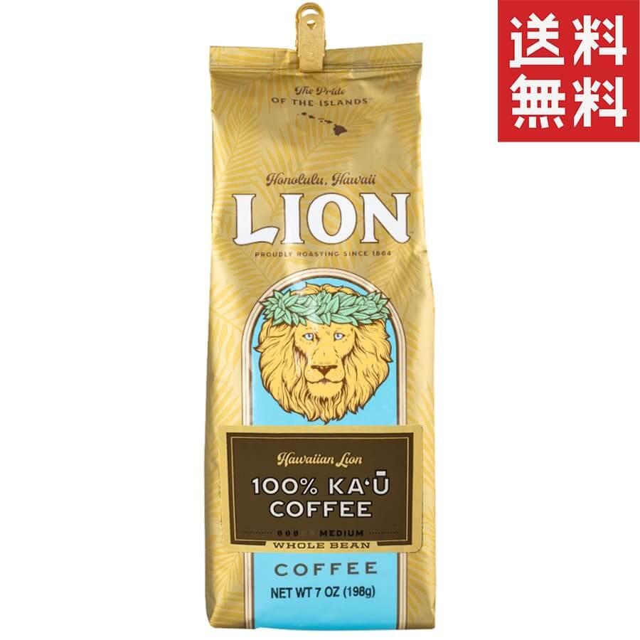 (ライオンコーヒー) 100%カウコーヒー 198g
