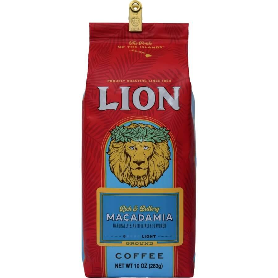 (ライオンコーヒー) マカダミア 283g