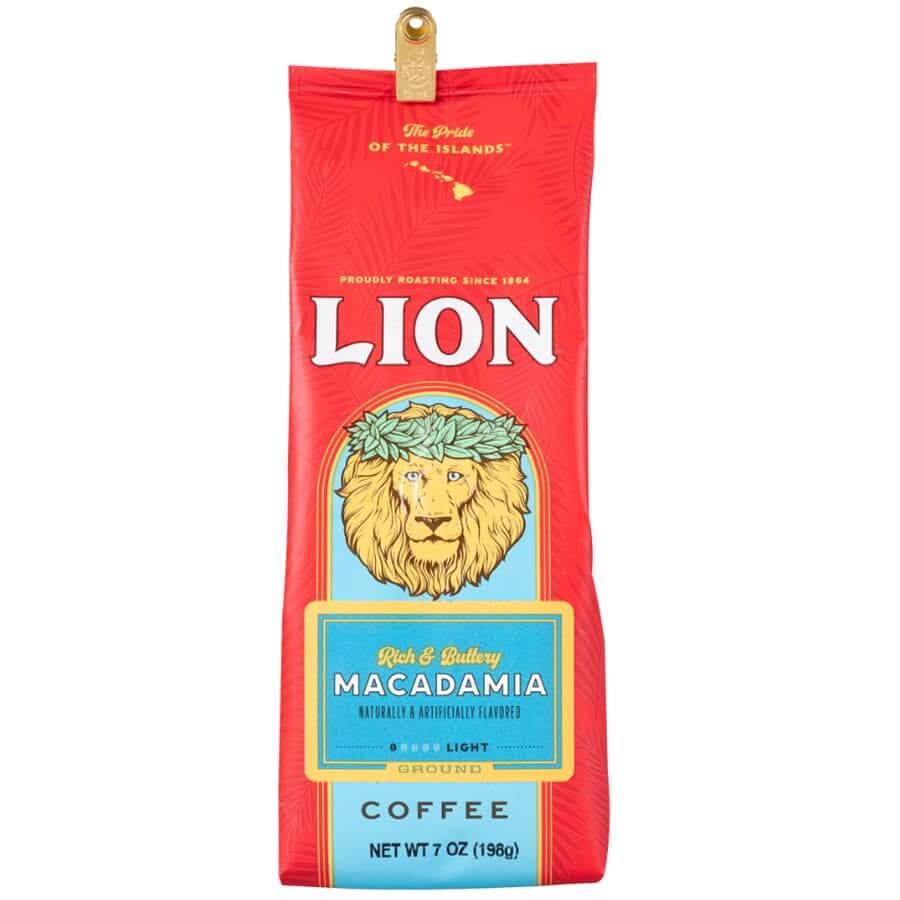 (ライオンコーヒー) マカダミア 198g