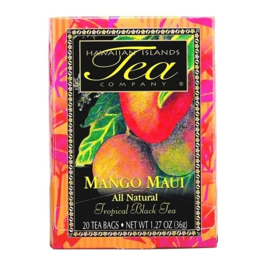 (ハワイアンアイランドティー) マンゴー・マウイ 36g (20袋)