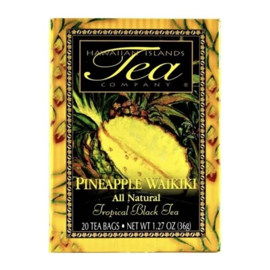 (ハワイアンアイランドティー) パイナップル・ワイキキ 36g (20袋)
