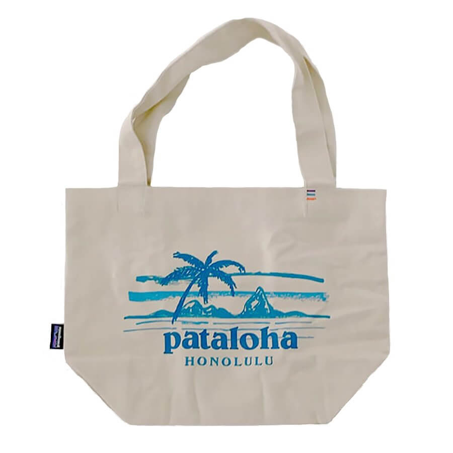 (パタゴニア) ハワイ限定!パタロハ・トートバック【ホノルルバージョンSサイズ】